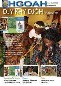 DJY KHY DJÔH Magazine