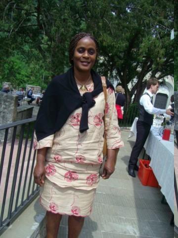 LOBE GONDO Marie-Chrstine (34)