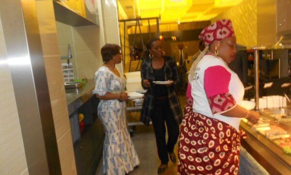 Réception de M. MERHY Samy, Maire de Lakota, par la Diaspora Dida en France(11