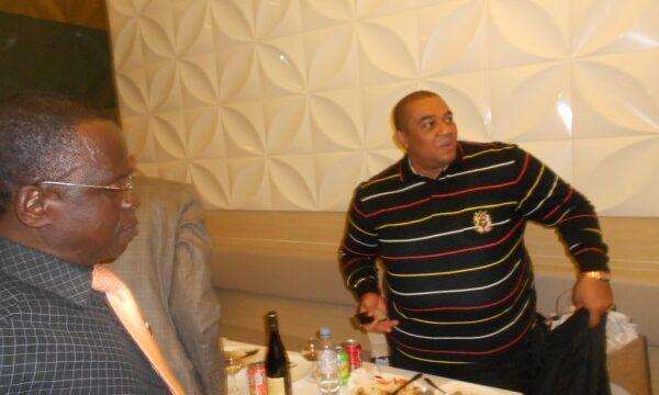 Réception de M. MERHY Samy, Maire de Lakota, par la Diaspora Dida en France(12