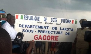 Sous-préfecture de Gagoré