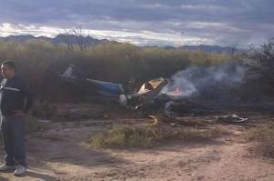 Crash 2 hélicos Argentine Pendant le tournage de Fropped de TF1