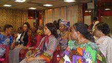Images cérémonie des filles de Djidji en France