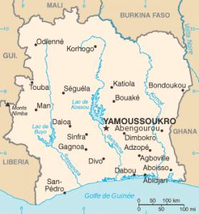 Côte_d'Ivoire-carte