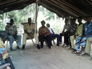 Bakayoko Kassoum Sous-préfet de Zikisso
