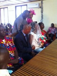 Mariage de M. & Mme GOBÉHI