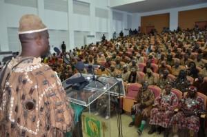 Les dozos, chasseurs traditionnels et alliés encombrants de l'Etat ivoirien