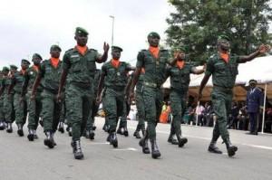 La Gendarmerie Nationale de Côte d'Ivoire