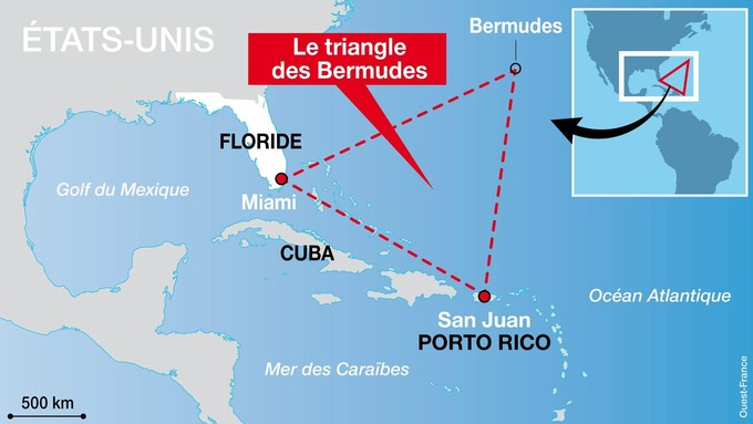 How the Bermuda Triangle Works