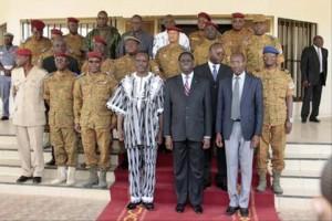 © Autre presse par DR Burkina Faso : des ministres de la transition limogés et nommés ambassadeurs