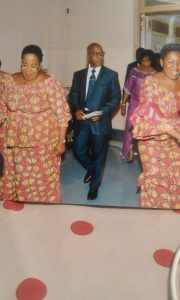 Zatchi Abya, Président de l'Ardspf,