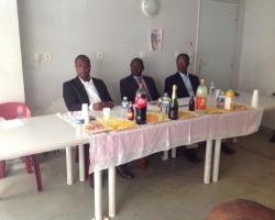Réception de Djédjé Ziahourou, Maire de Zikisso : des retrouvailles fraternellement fructueuses